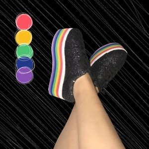 Platform Dollskill Shoes